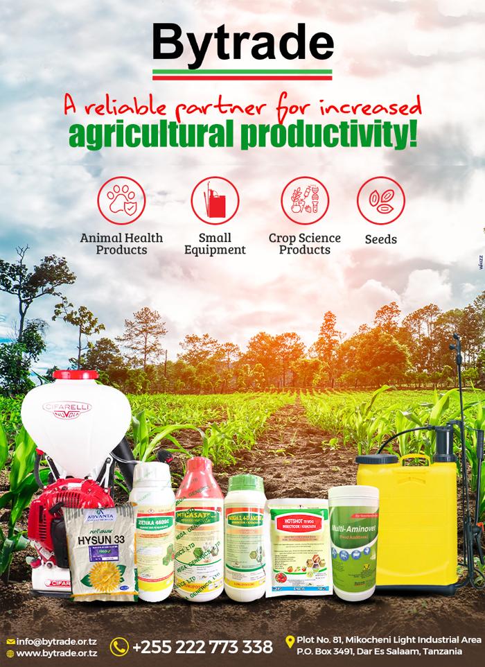Bytrade Tanzania Limited in Dar es salaam - Tanzania – WhizzTanzania