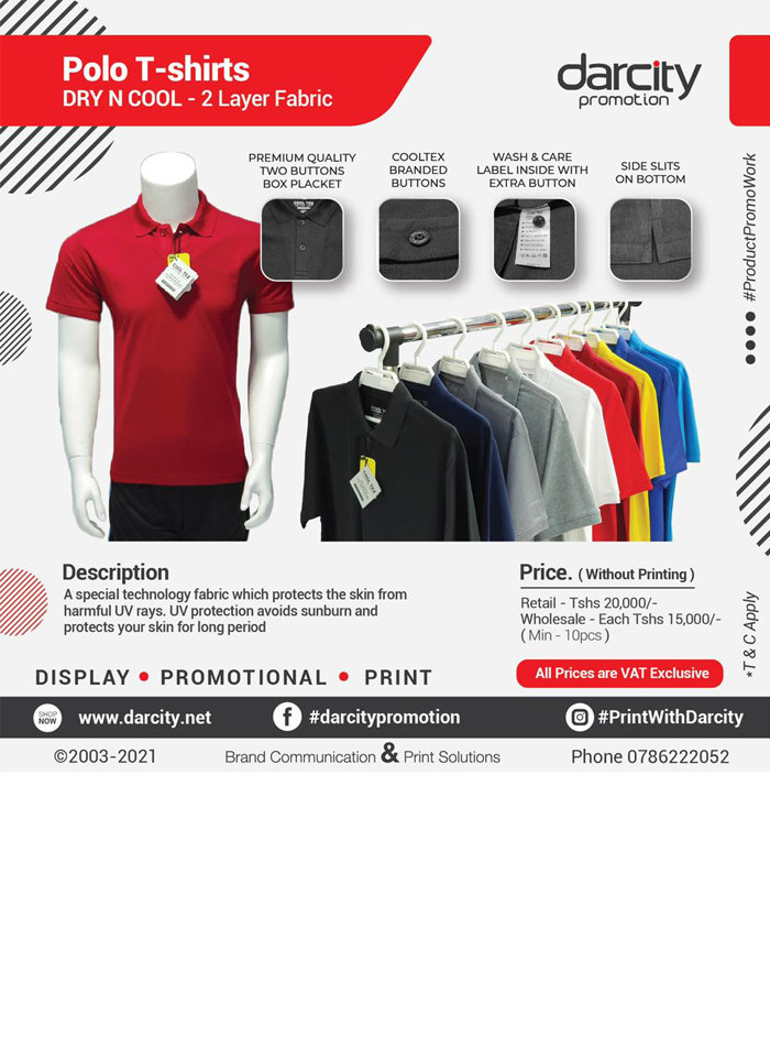 Darcity Promotion in Dar es salaam - Tanzania – WhizzTanzania