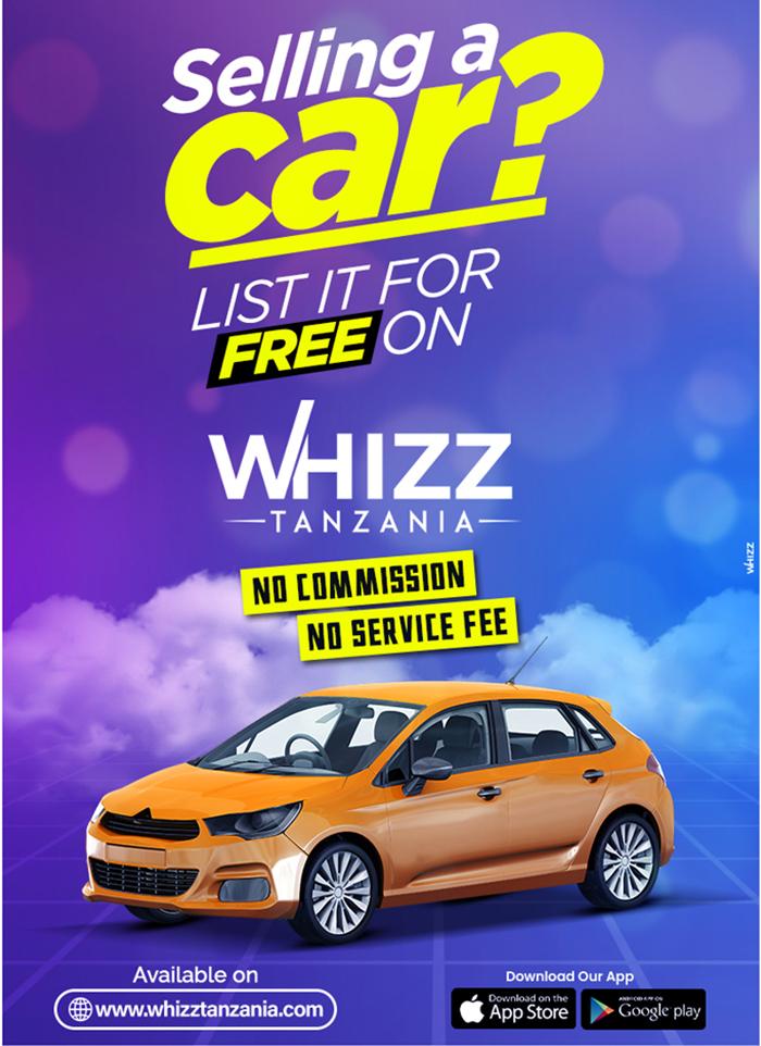 WhizzTanzania - Dar Es Salaam - Tanzania